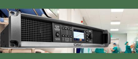 voceo y sonido ambiental para hospitales